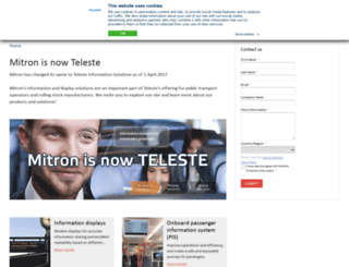 mitron.fi screenshot