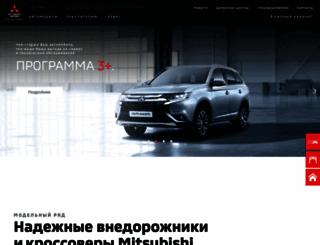 mitsubishi-motors.ru screenshot