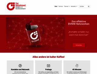 mittelstandsdialog.de screenshot