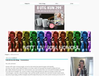 mittlivsomhomofil.blogg.no screenshot