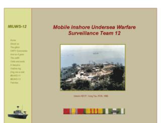 miuws12.org screenshot