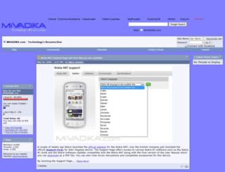 mivadika.com screenshot