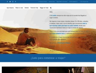 miviajeporelmundo.com screenshot
