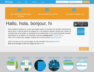 mivoca.com screenshot