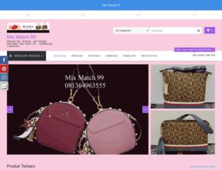 mix-match99.com screenshot