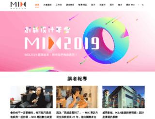 mix.hpx.tw screenshot