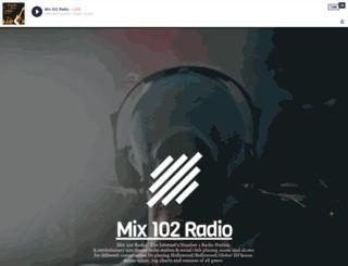 mix102.org screenshot
