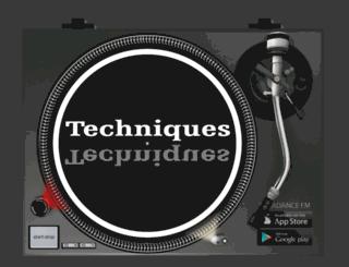 mixadance.fm screenshot