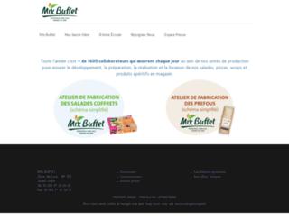 mixbuffet.com screenshot