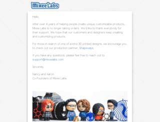 mixeeme.com screenshot