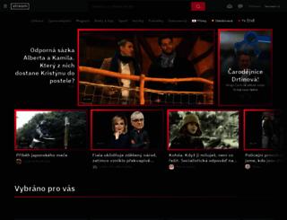 mixer.cz screenshot