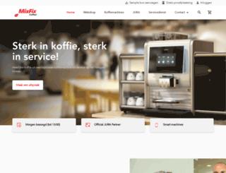 mixfix.nl screenshot