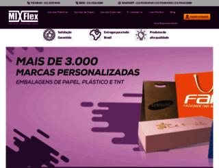 mixflex.com.br screenshot
