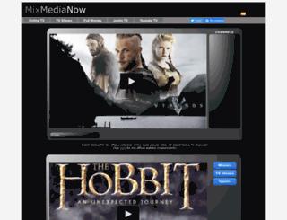 mixmedianow.com screenshot