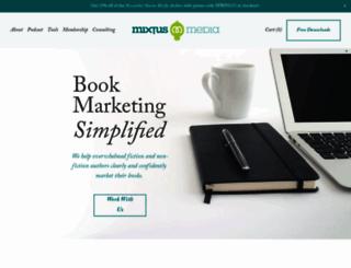 mixtusmedia.com screenshot