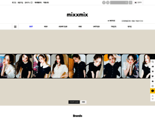 mixxmix.com screenshot