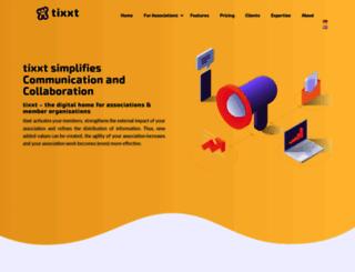 mixxt.net screenshot