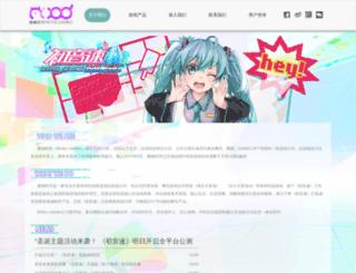 miyoo.cn screenshot