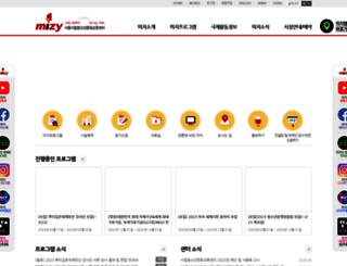 mizy.net screenshot