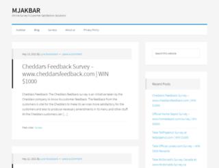 mjakbar.org screenshot