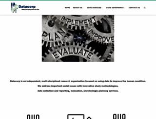 mjdatacorp.com screenshot
