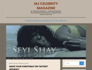 mjemagazine.com screenshot