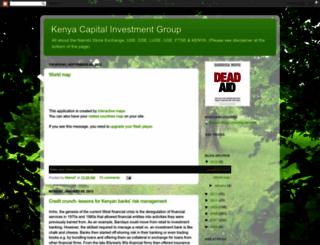 mjengakenya.blogspot.com screenshot