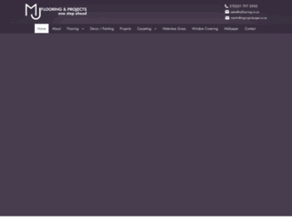 mjflooring.co.za screenshot