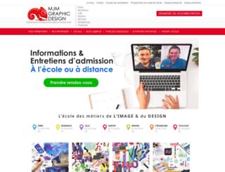 mjm-design.com screenshot
