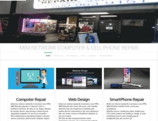 mjmnetwork.net screenshot