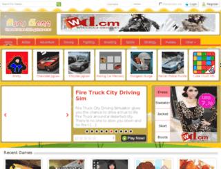 mjnjgame.com screenshot