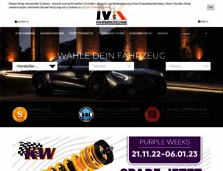 mk-fahrwerkstechnik.de screenshot