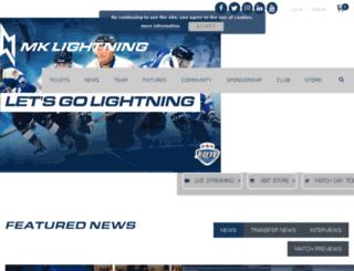 mk-lightning.com screenshot