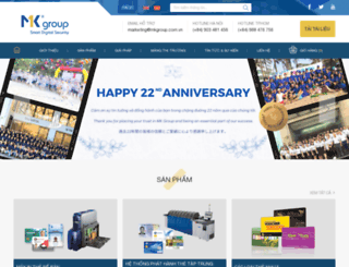 mk.com.vn screenshot