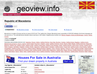 mk.geoview.info screenshot