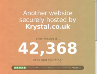 mkeegan.co.uk screenshot