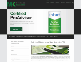 mkettermancpa.com screenshot
