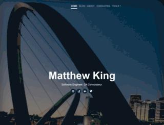 mking.net screenshot