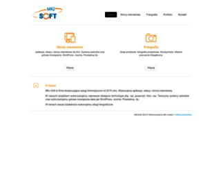 mkjsoft.pl screenshot