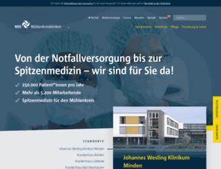 mkk-nrw.de screenshot