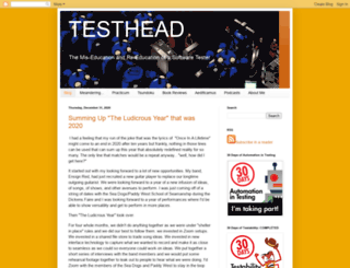 mkltesthead.com screenshot