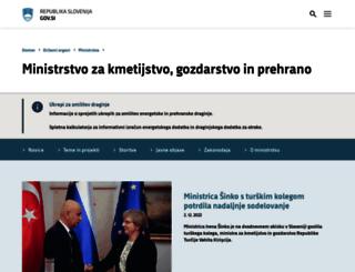 mko.gov.si screenshot
