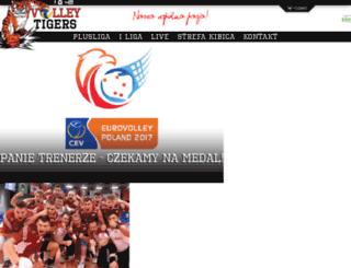 mksbanimex.bedzin.pl screenshot