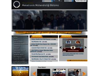 mkt.yildiz.edu.tr screenshot