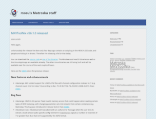 mkvtoolnix-releases.bunkus.org screenshot