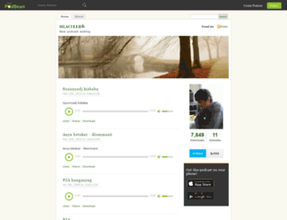 mlaci1126.podbean.com screenshot