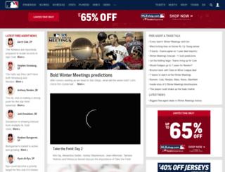 mlb.mlb.com screenshot