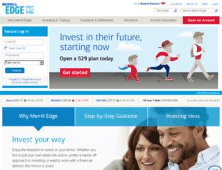 mldirect.ml.com screenshot