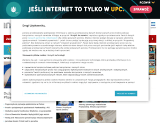 mleczko.interia.pl screenshot