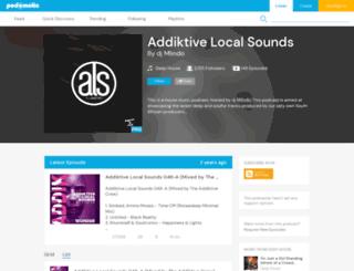 mlindo.podomatic.com screenshot